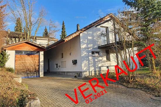 6.5 Zimmer Einfamilienhaus an ruhiger Lage in Ittigen!