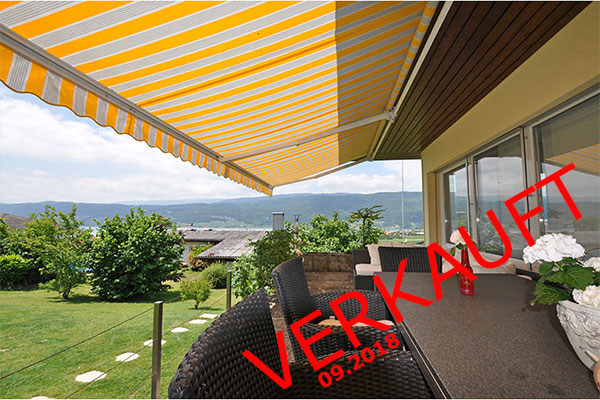 Freistehendes Traum-Haus mit 7 Zimmern und Sicht auf See und Jura!