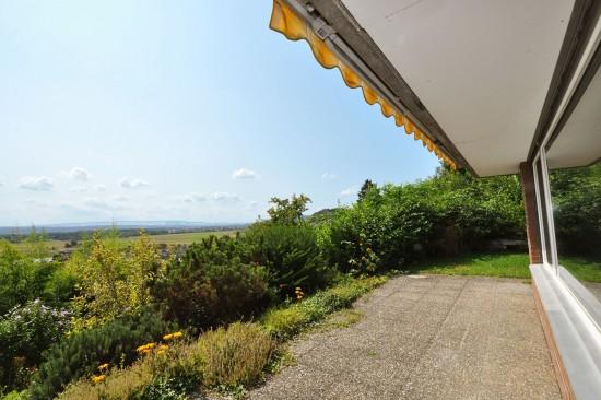 5.5 Zimmer Terrassenwohnung mit Alpenblick