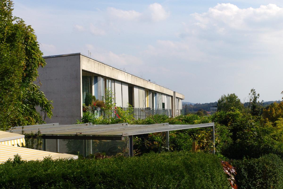 Segelhof, Baden