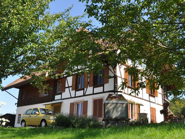 Bauernhaus in Sutz